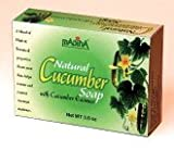 Madina Brand Natural Cucumber Soap 3.5oz