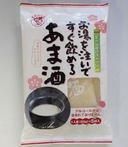 富士箱根水系の地下湧水で作った個食タイプ。お湯を注いで飲めるあま酒1袋(50g×5食)x12袋入り価格(1201055) 伊豆フェルメンテ