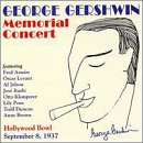George Gershwin Memorial Concert