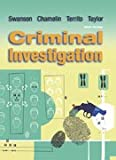 Criminal Investigation- Text Only (0007326092) by Swanson, Charles R.