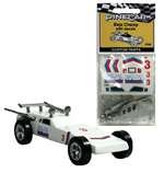 Pine Car Derby Custom Parts-Baja Champ - 1