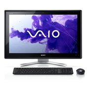 Sony VAIO VPC-L212FX/B 24-Inch All-in-One Desktop (Black)