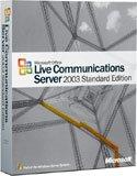 Office Live Communications Svr Enterprise 2005 English 25clt