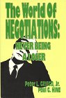 The World of Negotiations: Never Being a Loser