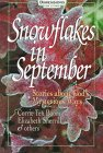 Snowflakes in September: Stories about God's Mysterious Ways (0687387825) by Corrie ten Boom
