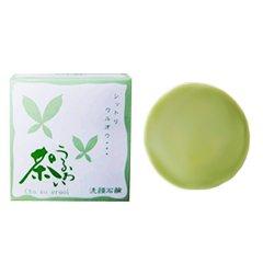 熊野油脂 茶のうるおい 洗顔 100g