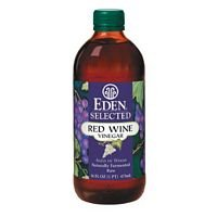 Eden Foods Red Wine Vinegar Raw (3x16 OZ)