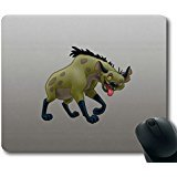 3D Mouse Pad The Lion King Hyena Cartoon Funny 3mm Thick/9in x 7in Non-Slip Neoprene Rubber Mousepads