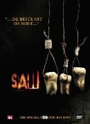 Saw 3 [ 2006 ] Steelbook - Special 2 Disc Edition [ DTS ] Uncensored by Donnie Wahlberg