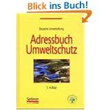 Adressbuch Umweltschutz