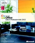 Office 2003 Professionnel (Word, Excel, Outlook, PowerPoint, Publisher, Access, InfoPath, Fonctions IRM et XML)