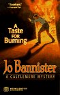 A Taste for Burning (0373262590) by Jo Bannister