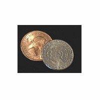 Copper/Silver Coin.