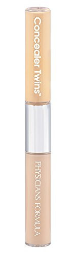Physicians Formula Concealer Twins Cream Concealers, Yellow/Light