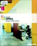 Office 2003 PME (Word, Excel, Outlook, PowerPoint, Publisher, Gestionnaire de Contacts Professionnels)