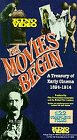 The Movies Begin - A Treasury of Early Cinema, 1894-1913 [VHS]
