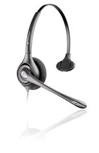 Plantronics HW251N SupraPlus Wideband Headset (64338-31)