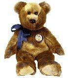 Ty Beanie Buddies - Clubby Bear III