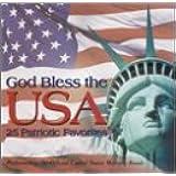 God Bless the U.S.A. - 25 Patriotic Favorites