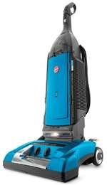 Versatile Hoover WindTunnel Self-Propelled Bagged Upright Vacuum Features innovative WindTunnel technology U6485900 (Best Bagged Upright Vacuum compare prices)