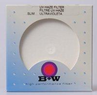 B+W 82mm Slim-Line Clear UV Haze with with Single Coating (010)