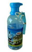 Thomas and Friends Water Bottle with Straw & Strap