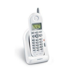 Uniden EXI4560 2.4 GHz Extended Range Compact Cordless Phone with Caller ID/Call Waiting