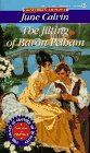 The Jilting of Baron Pelham (Signet Regency Romance, No 8316), June Calvin