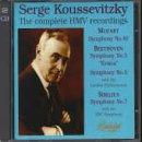 Koussevitzky The Complete HMV Recordings (2 CDs) (Biddulph)