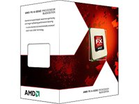 AMD FX 4100 4-Core Processor, 3.6 4 Socket AM3 - FD4100WMGUSBX