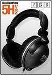 SteelSeries社 正規代理店版 steelsound 5H v2 ゲーマー向け ヘッドフォン