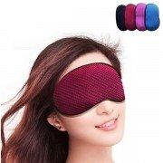 5pcs/lot Hot Sale Bamboo Charcoal Sleeping Eye Mask Cover Eyepatch Blindfold Health Care Eyeshade Cover