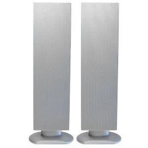 """【並行輸入品】Genuine Dell W3000 10 Watt Speaker スピーカー and Stands For Dell 30"""" LCD Flat Panel HD Television"""