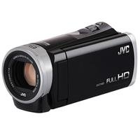 "JVC GZ-E300 Full HD Everio Camcorder, 40x Optical Zoom, 200x Digital Zoom, 3"" LCD Touch Panel, CMOS Sensor, SC/SDHC/SDXC, 2.9-116 Focal Length, Black by JVC"