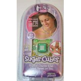 Girl Tech Sugar Cubes Digital Charms That Look Sweet On You - Blue - 1
