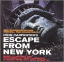 Escape From New York CD