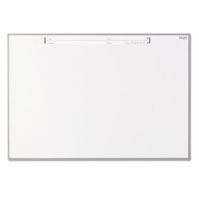 Plus Corporation Swb-1812Sw Dry Erase Board With Ipad/Android App