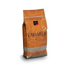 Valrhona Caramelia Milk Feves - 3 kg