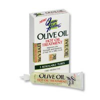 Queen Helene Hot Oil Treatment 3 Tubes, 1 Ounce Package