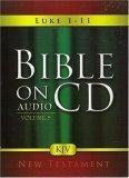 Bible on Audio Cd Vol-5 Luke 1-11 New Testament (UK Import)