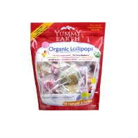 Yummyearth Organic Lollipops Assorted Flavors Picture