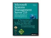 Microsoft Systems Management Server 2.0 - Original Microsoft Training - self-training course - CD - English