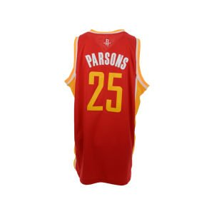 Houston Rockets Adidas NBA Chandler Parsons #25 Alternate Swingman Jersey S by adidas