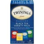Twinings Tea Variety Pack ( 6X20 Bag)