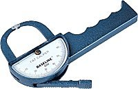Cheap BASELINE ALUMINUM SKINFOLD CALIPER, 60-MM SCALE (12-1110)