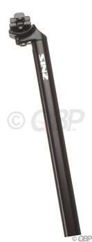 Sinz Pro BMX Seatpost 25.4 x 350mm Black