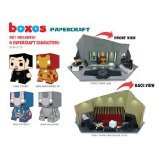 Funko Marvel: Iron Man Movie 3 Paper Craft Activity Set - 1