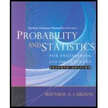 Probability and Statistics for Engineering and the Sciences Revised Seventh Edition