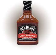 Jack Daniel's Barbecue Sauce - Spicy Original by Jack Daniel's