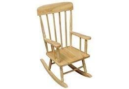 Kidkraft Spindle Rocking Chair by KidKraft